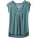 Prana Yvonna t-shirt Dames groen